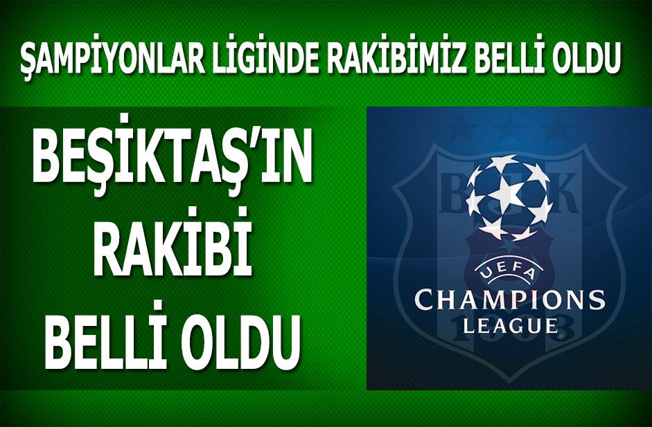 Beşiktaş Şampiyonlar Ligi