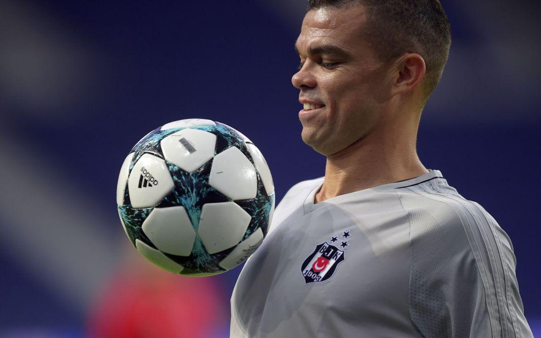 Pepe Galatasaray maçında oynayacak