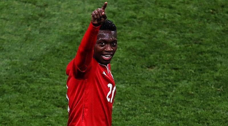 Jose Luis Rodriguez Trabzonspor