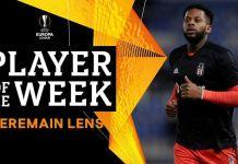 Jeremain Lens Avrupa ligi