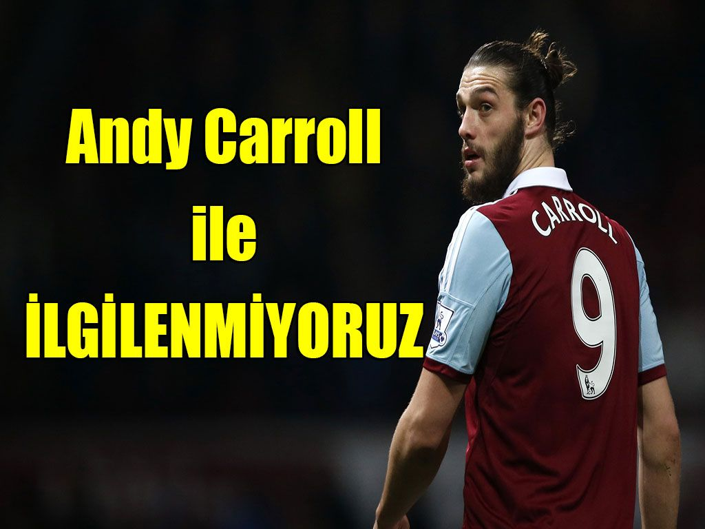 Andy Carroll Galatasaray