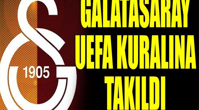 Galatasaray UEFA listesi 2019