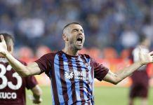 Beşiktaş Burak Yılmaz