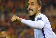 Kostas Mitroglou Galatasaray