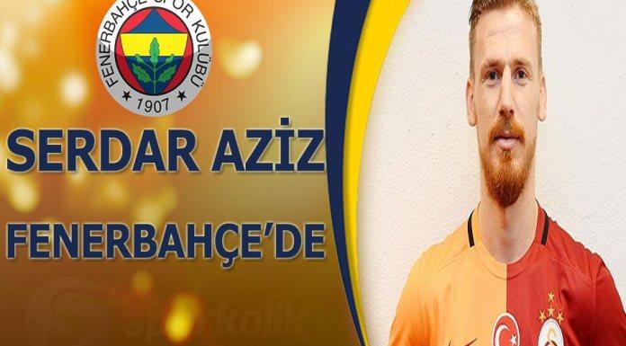 Fenerbahçe Serdar Aziz