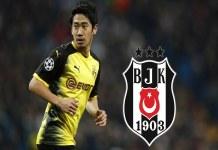 Shinji Kagawa Beşiktaş