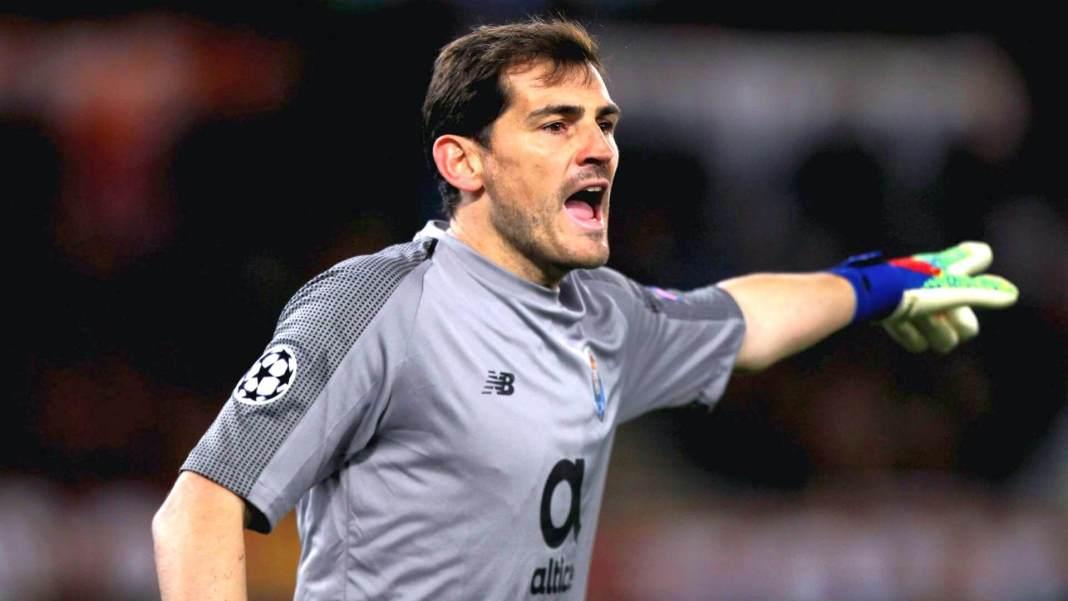 Iker Casillas futbolu bıraktı