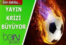 Süper Lig yayın krizi