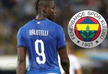 Mario Balotelli Fenerbahçe