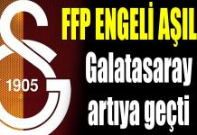 Galatasaray FFP