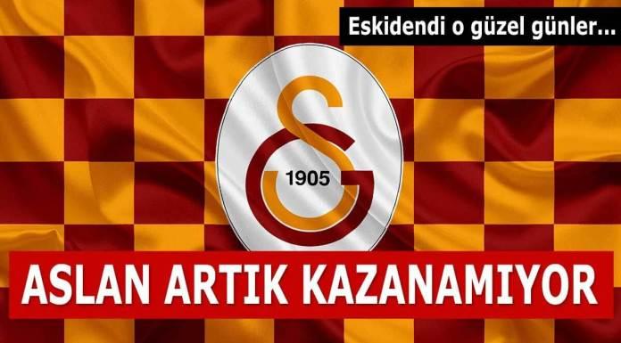 Galatasaray Avrupa macerası