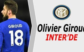 Olivier Giroud Inter Milan