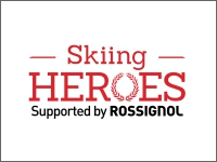 Running Heroes et Rossignol créent Skiing Heroes