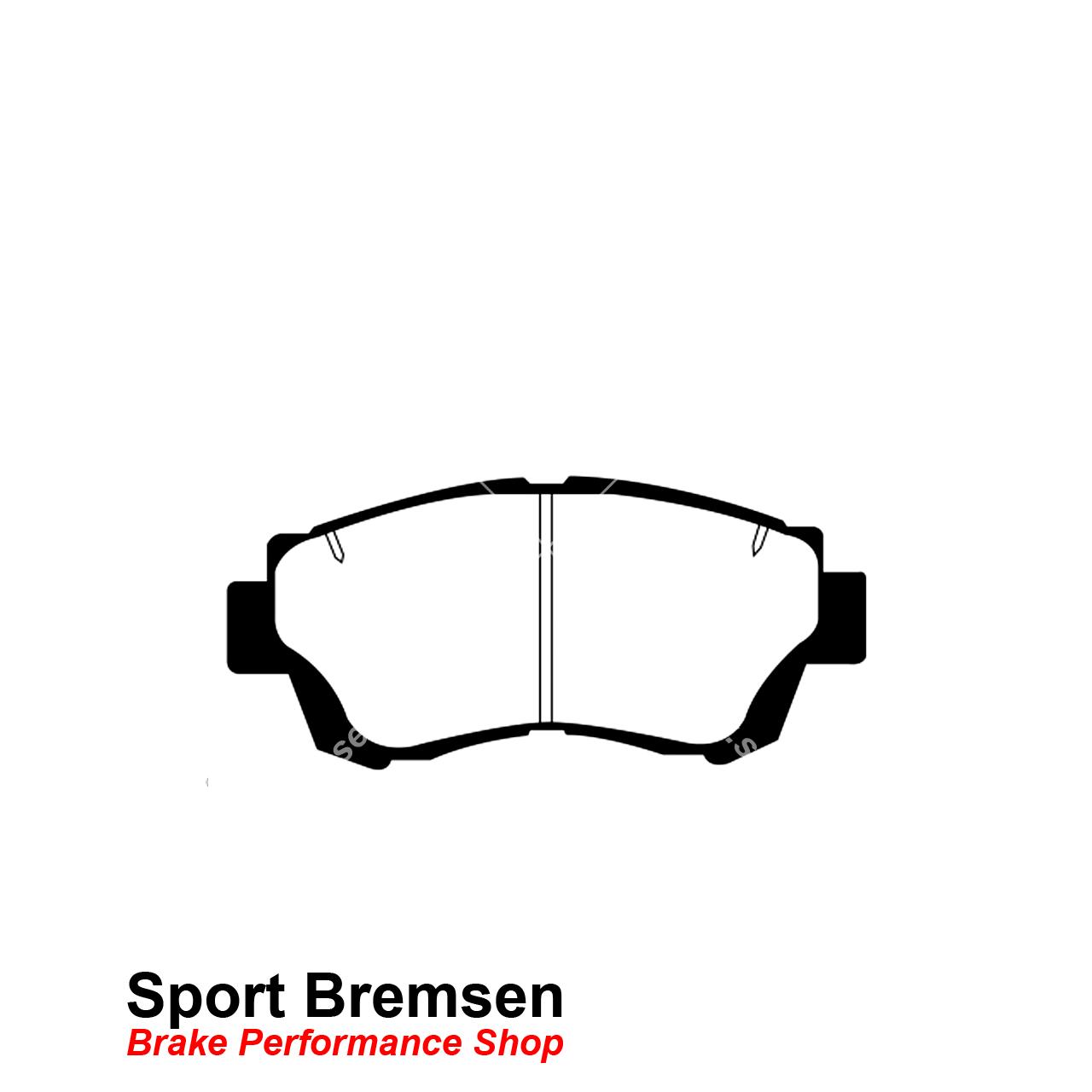 Ebc Yellowstuff Bremsbelage Fur Toyota Celica 6 T20 2 0