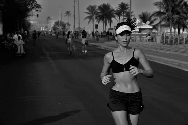 la course à pieds : un sport qui fait maigrir