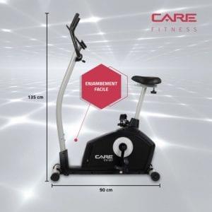 Dimension du Care Fitness CV 351