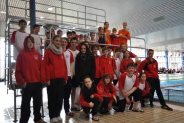 Gastgeber TuRa mit 65 Medaillen beim 33. Frühjahrsschwimmfest erfolgreich