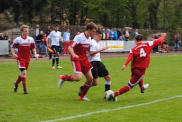 Fußball Kreisliga A1: FC Overberge rückt der Tabellenspitze immer näher