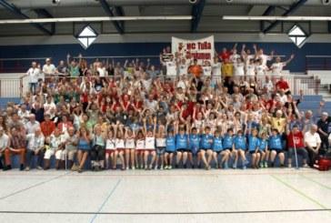 HC TuRa-Tag: Grundstein für eine Kooperation zwischen HCT und Gesamtschule gelegt – Erster Test des Oberligisten geht daneben