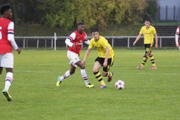 BVB U 19 in UEFA Youth League ausgeschieden – damit kein Spiel mehr in Holzwickede