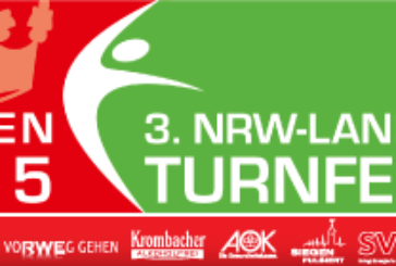 3. NRW-Landesturnfest in Siegen hat begonnen