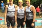 Zweiter Start der Damen-Regionalligamannschaft des Hartman-Triathlon-Teams vom TVG Kaiserau