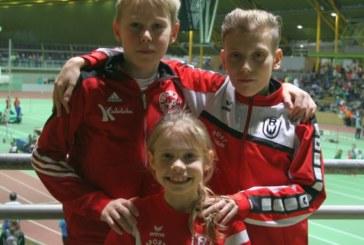 Ben Rittscher und Sandro Kämper siegen in der Helmut-Körnig-Halle