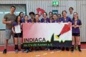 Zwei Mal DM-Bronze für den Indiaca-Nachwuchs des CVJM Kamen