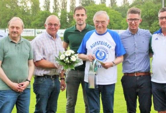 """Heinz Hemmerich – Die"""" Stimme des HSC"""" geht in den Ruhestand"""