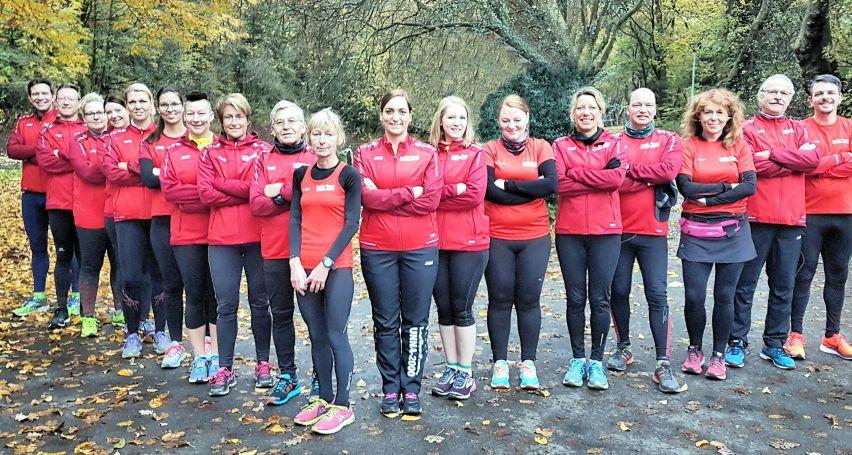 Laufsportfreunde Unna stark in der Bestenliste vertreten