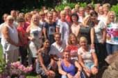 Trainerinnen vom HSC-Gesundheitssport treffen sich