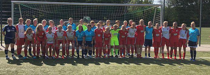TuS Niederaden gewinnt das Damen- Blitz-Turnier der SG Massen