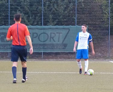 Fußball-Kreisliga A: BSV Heeren kassiert 15 Gegentore in den letzten beiden Spielen