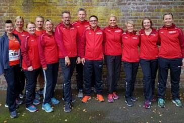 Laufsportfreunde Unna mit Staffeln in Münster am Start