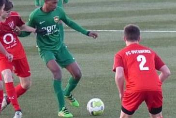 Fußball-Bezirksliga 8: HSC II schießt vier Tore binnen zehn Minuten