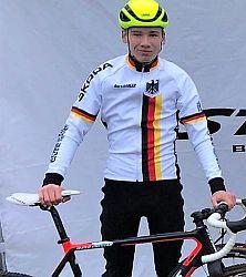 Internationaler Einsatz für Luca Harter