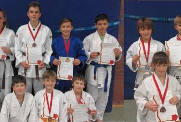 Eichengrün-Judoka präsentieren sich auf Kreisturnier