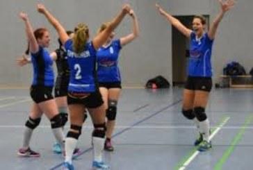 Bönener Volleyball-Frauen gewinnen Topduell gegen Verfolger