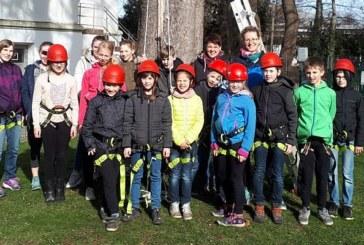 Eichengrün-Jugend mit Wochenende voller Spiel und Spaß