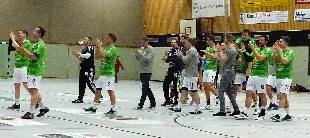 Handball-Ergebnisse vom Samstag