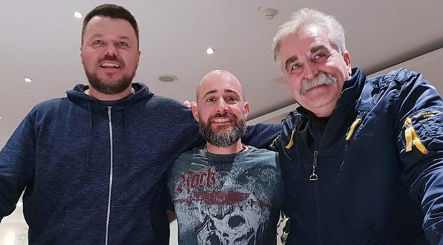 DM-Gold für die VfL-Werfer Martin Piske und Thomas Stoltefuss – Bronze für Marco Kopp