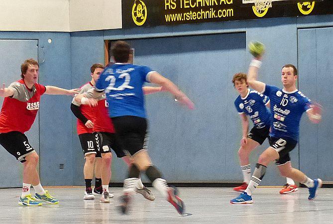 Handball-Bezirksliga: SuS Oberaden II neuer Tabellenführer