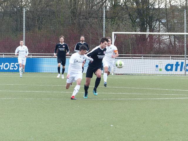 1:1 – SSV sammelt wichtigen Punkt im Abstiegskampf gegen Hilbeck ein