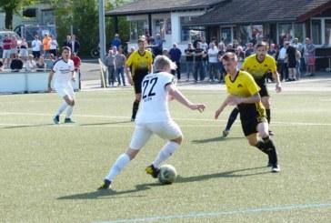 Kaiserau wiederum verdienter Derbysieger gegen Mühlhausen