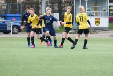 Kaiserau A-Junioren verlieren Topspiel und stehen nicht mehr allein an der Tabellenspitze