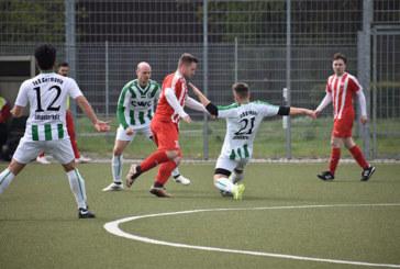 """Fußball-Kreisliga A1: Starke TuRaner 4:0 bei """"Hölzken"""" II vorne"""