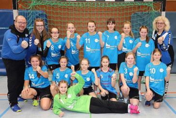 Weibliche Hellweg-Auswahl 2007 gewinnt bei Kreisvergeleichsspielen
