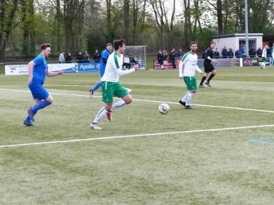 Fußball-Kreisliga A: Kamener SC muss seine Meisterträume begraben