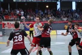 Ein Tor fehlt zum Punktgewinn – HSG Nordhorn-Lingen und ASV Hamm-Westfalen trennen sich nach erwartet umkämpftem Spiel 28:27