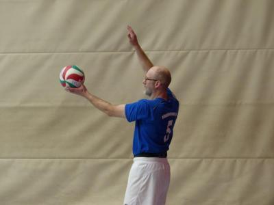 """Oberadener Volleyball-Teams müssen noch """"nachsitzen"""""""